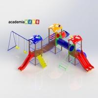 PLAYGROUND 3 TORRES CLASSIC